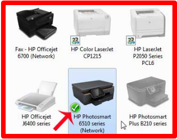 How to Set Default Printer Windows 7