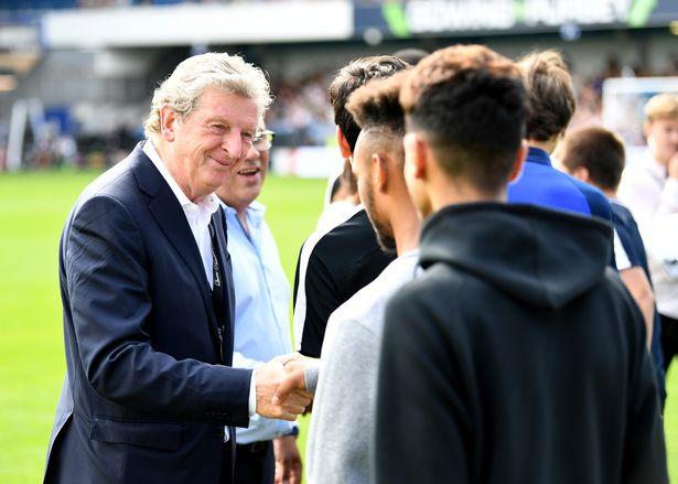 Roy Hodgson Dalam Daftar Terdepan Pengganti De Boer