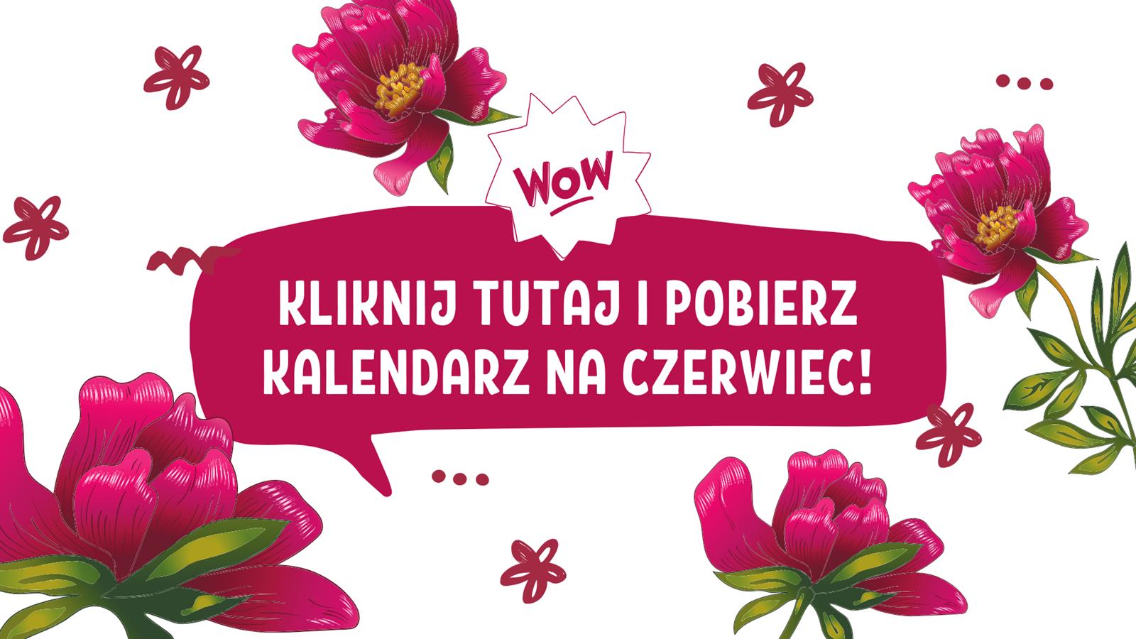 kalendarz do druku kwiaty ładny dziewczęcy różowy na czerwiec 2020 kalendarz do wydrukowania samemu wyzwanie 30 dniowe muzyczne filmowe na instagramie