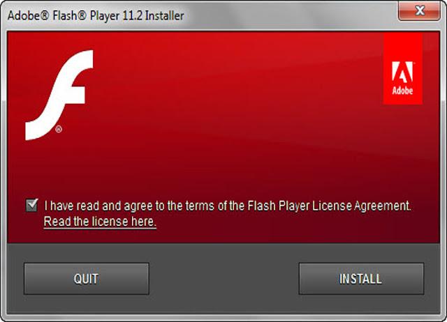Adobe Flash Player Terbaru 2012