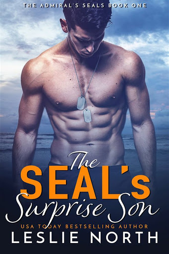 The SEAL's surprise son   The Admiral's SEALs #1   Leslie North