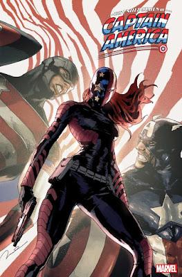 Marvel revela al nuevo Capitán América Ari Agbayani