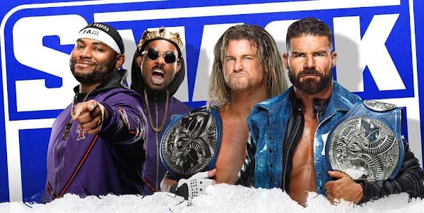 Repetición Wwe SmackDown 16 de Abril 2021 Full Show