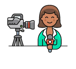 How to beome a science reporter, science reporter