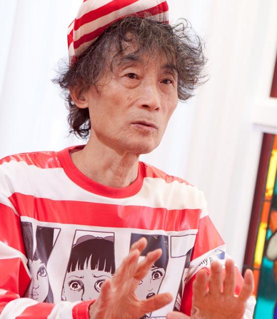 Kazuo Umezu anuncia un nuevo manga de terror tras 26 años de parón