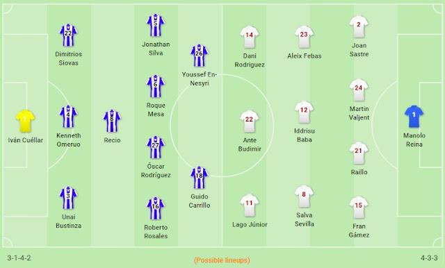 Prediksi Leganes vs Mallorca — 26 Oktober 2019