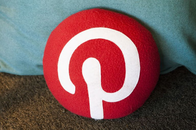 pinterest to blog