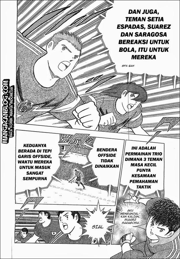 Captain Tsubasa – Rising Sun Chapter 04-6