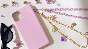 Mode: Les accessoires bijoux pour téléphones