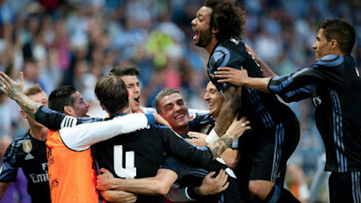 Real Madrid wins LaLiga Title