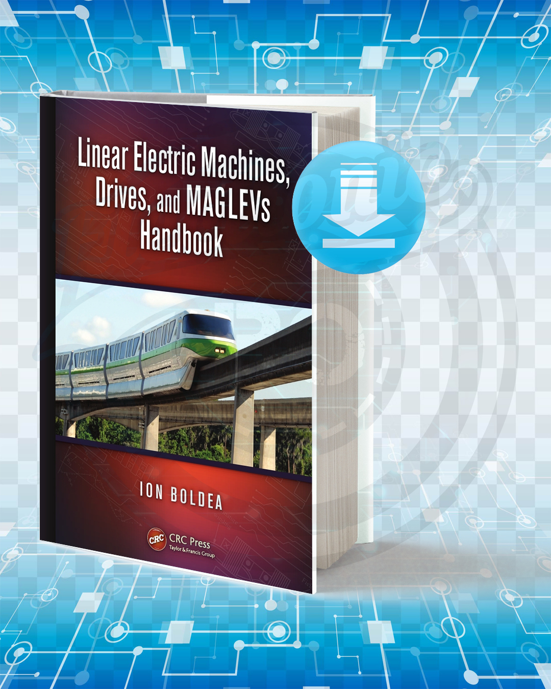Free Book Linear Electric Machines, Drives, and MAGLEVs Handbook pdf.