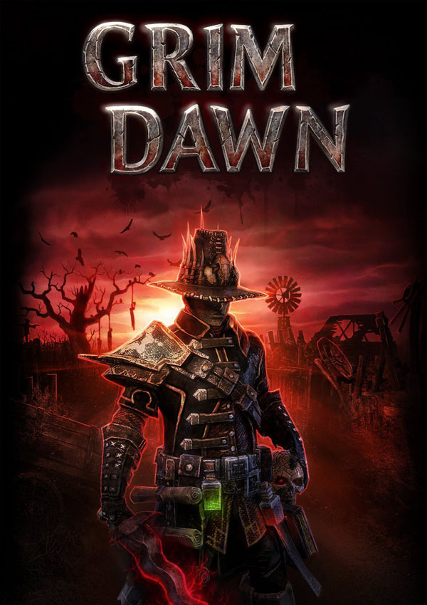 Grim Dawn Download Cover Free Game