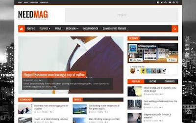 Faktor pemilihan template Blogger premium yang benar
