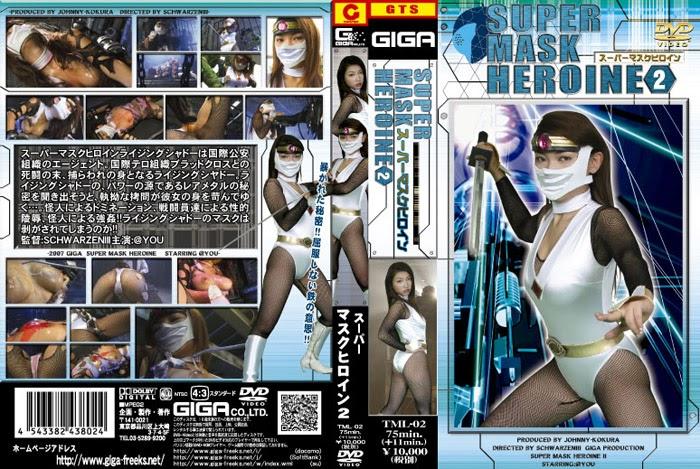 TML-02 Tremendous Masks Heroine 02