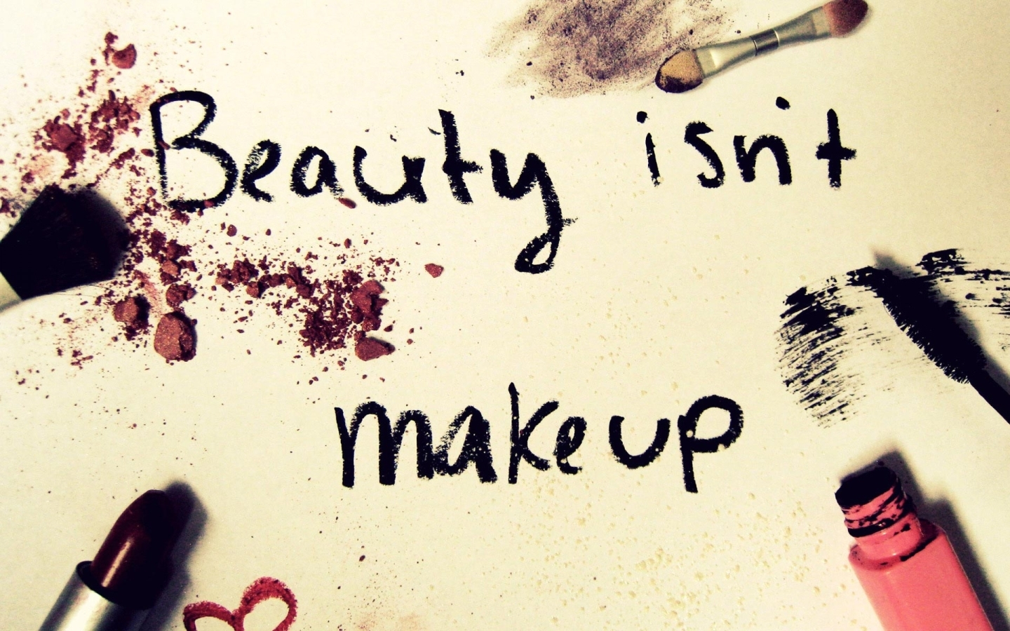 Photo De Couverture Citation Beauté Beauty Isn T Makeup