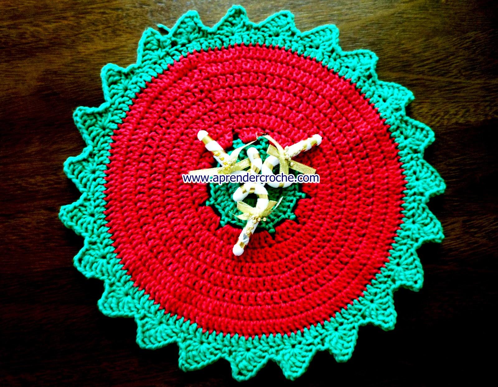 natal croche americanos ceia mesa réveillon aprender croche dvd edinir-croche barroco fios maxcolor bazar horizonte loja curso frete gratis