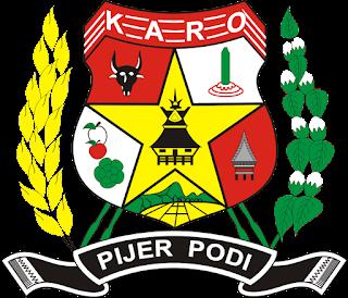 Logo/ Lambang Kabupaten Karo