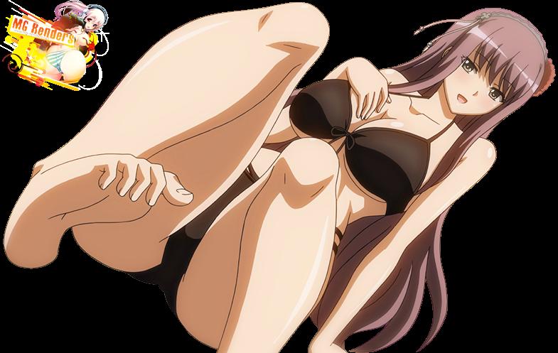 Yabai! - Ayano Yukawa Render 1