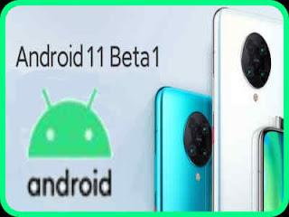 تحديث Android 11 التجريبية: