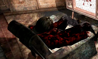 James dead Silent Hill 2