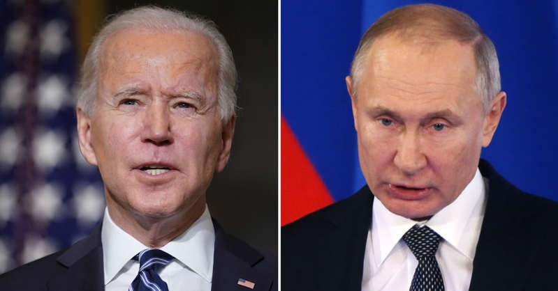 The Biden administration has called for new sanctions on Russia over its use of cyber security and electoral fraud