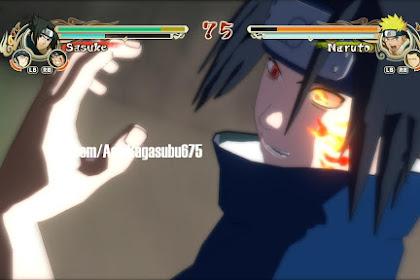 Cara mengatasi Slow Motion atau Gerakan lambat pada Naruto Ultimate Ninja Storm 1