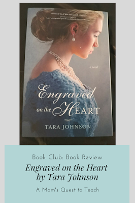 Engraved on the Heart cover