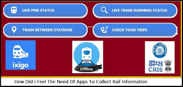 How To Use Indian Railway PNR, Umid Indian Railway & Running Status