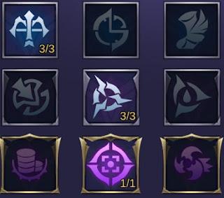 Custom Assassin Emblem Natalia Mobile Legends