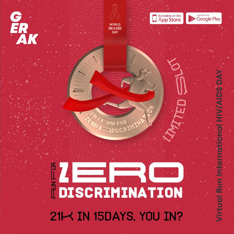 Run for Zero Discrimination • 2019