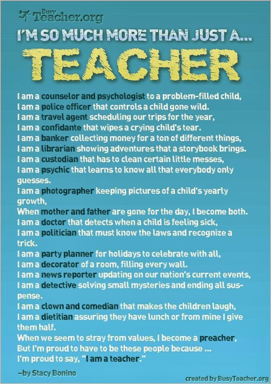 Written In Your Heart: World Teachers' Day