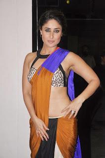 Kareena Kapoor's Size Zero Figure