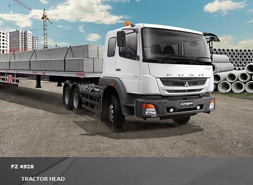 Mitsubishi Tangerang - Tracktor Head 4928