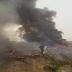 BREAKING: Military Plane Crashes in Abuja