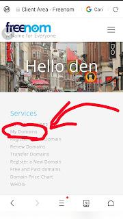 Cara Membuat Domain Gratis Selamanya Tanpa Syarat