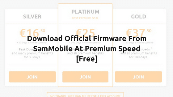 How To Download Samsung Firmware [Premium Speed]
