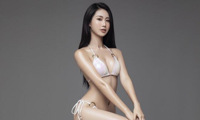 Nữ MC Hà thành sở hữu vòng eo 'con kiến' 56 cm cực nóng bỏng dự thi Hoa hậu Việt Nam