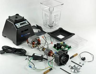 كيفية فحص وصيانة الخلاط الكهربائي