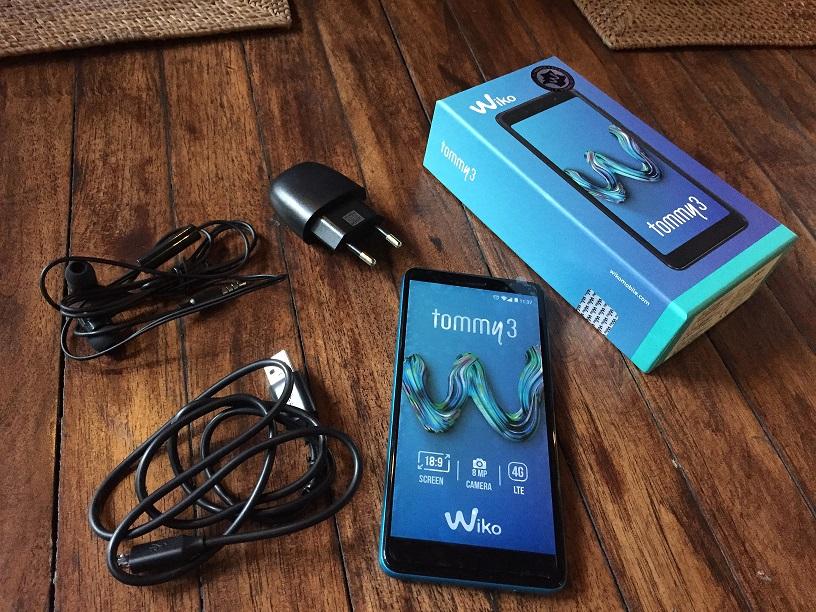 WIKO Tommy 3 dan Tommy 3 Plus, Ponsel Dengan Virtual SIM