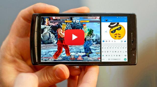 ميزة رائعة !! تشغيل اي مقطع من اليوتوب Youtube داخل المسنجر والواتساب والفايبر والسكايب