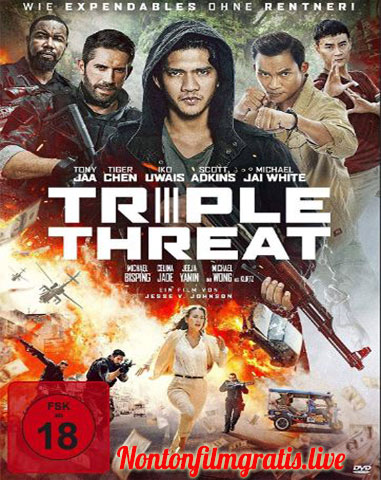 TRIPLE THREAT (2019) FULL MOVIE
