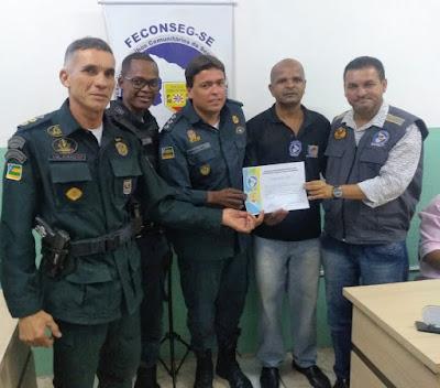 Solenidade marca a posse da nova diretoria do Conseg de Riachuelo