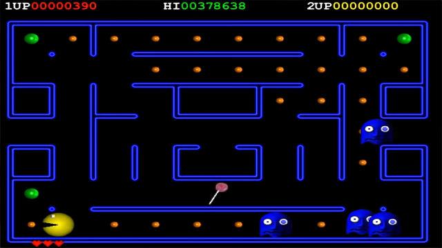 Deluxe Pacman - Image du Jeu