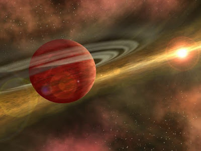 """HD 106906"" the most weired star system ever found!"