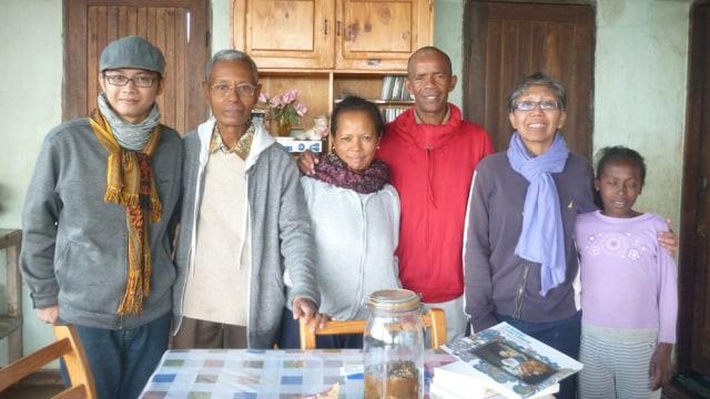 Penduduk Madagaskar