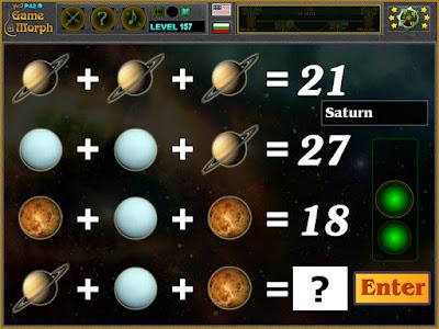Math Planets
