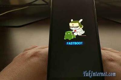 cara masuk mode fastboot xiaomi