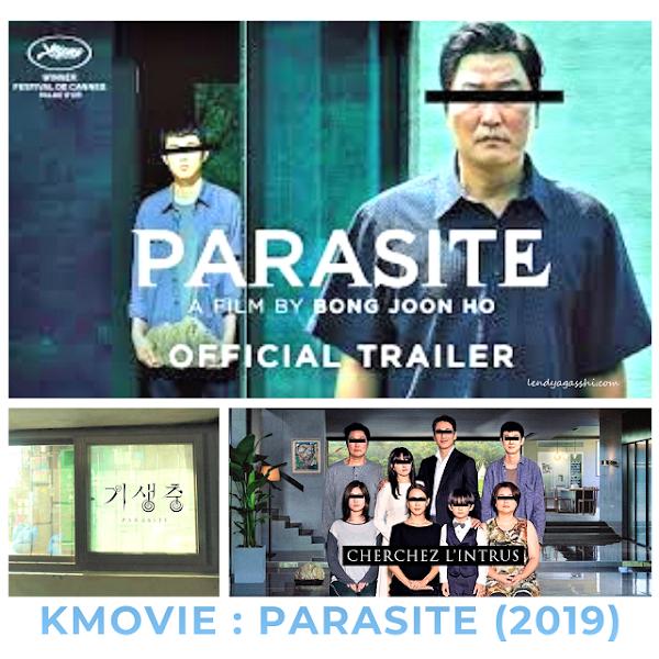Parasite (2019) : Social Class Gap