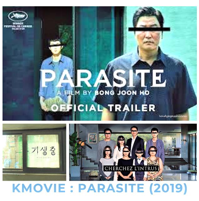Rekomendasi Film Korea Terbaik : Parasite (2019)