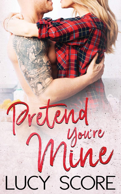 Book Review: Pretend You're Mine (Benevolence #1) by Lucy Score